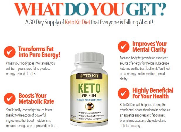 Keto Kit Vip Fuel Reviews