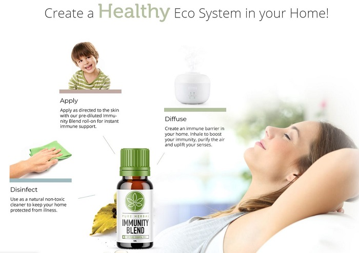 Pure Herbal Immunity Blend Reviews
