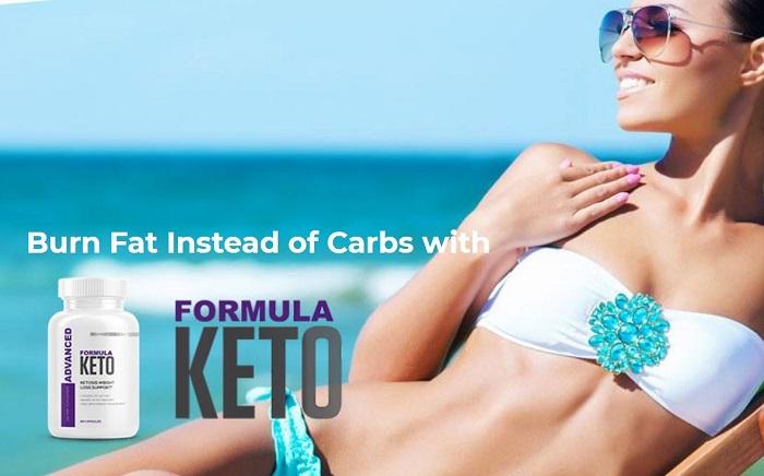 Advanced Formula Keto Weight Loss