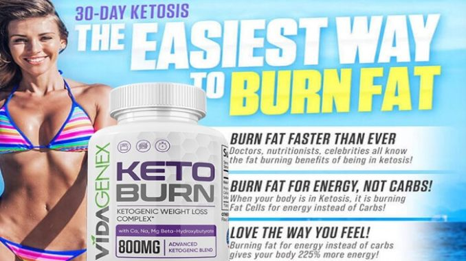 Keto Burn Pills Reviews