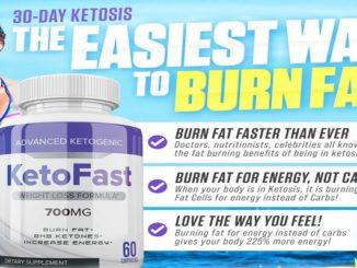 Keto Fast Pills Reviews