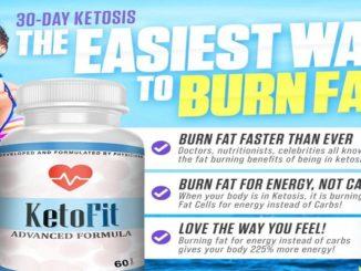 Keto Fit Advanced Formula Pills Reviews