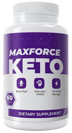 Max Force Keto Pills
