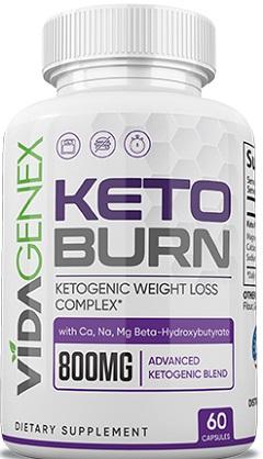 Vidagenex Keto Burn Pills