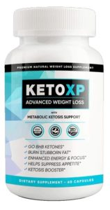 Keto XP Pills