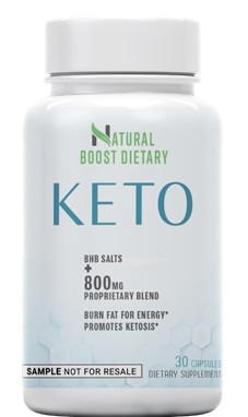 Natural Boost Dietary Keto Pills