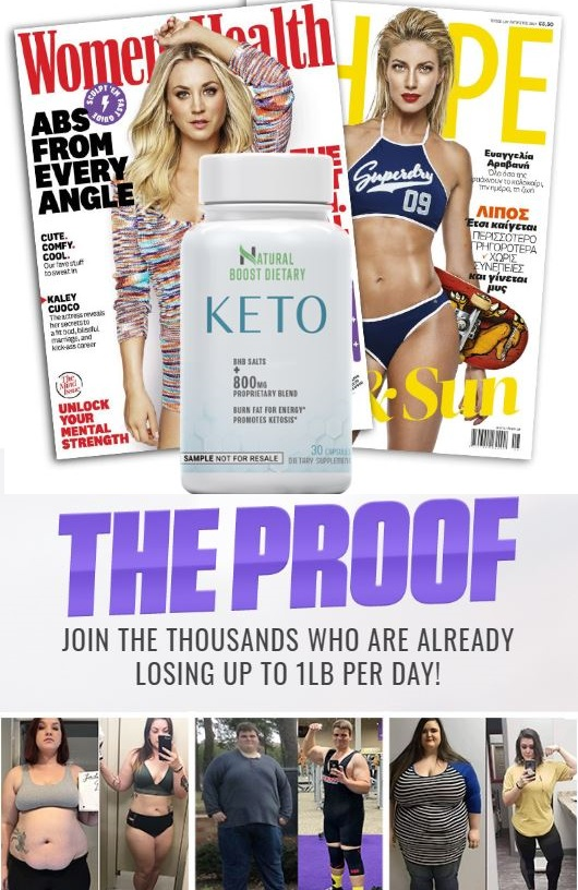 Natural Boost Keto Reviews