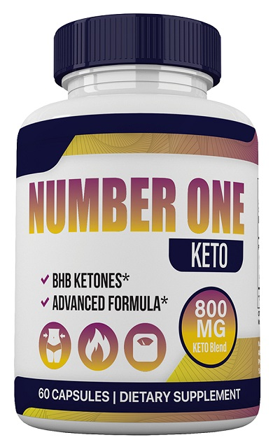 Number One Keto Pills