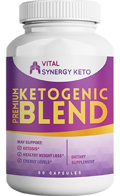 Vital Synergy Keto Pills