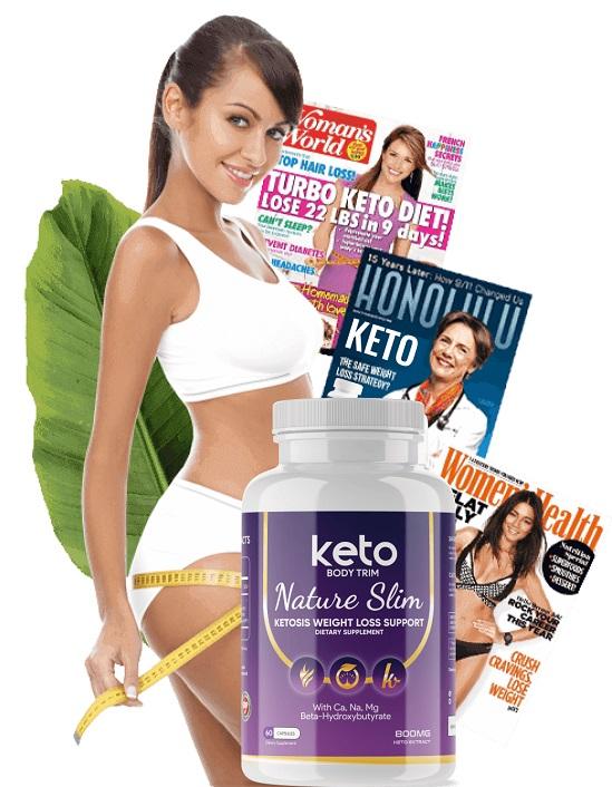 Keto Body Trim Reviews: Is Keto Body Trim Pills Legitimate