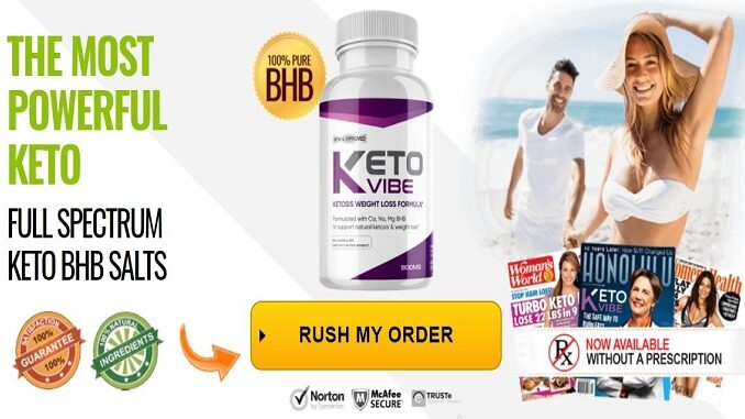 Keto Vibe Reviews