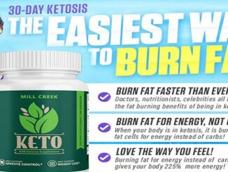 Mill Creek Keto Reviews