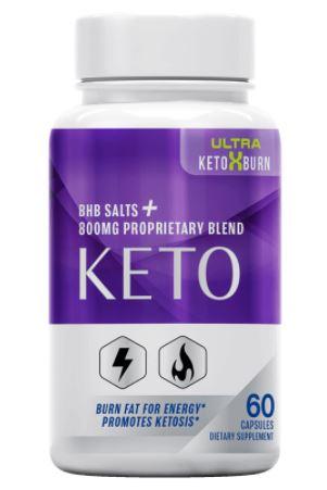 Ultra Keto X Burn Pills