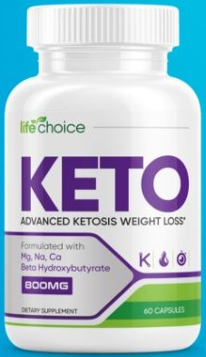 Life Choice Keto Pills