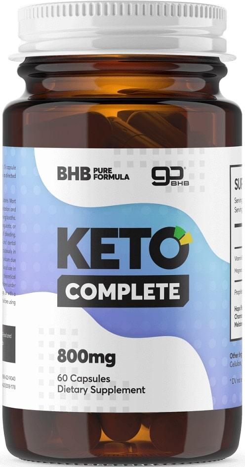 Keto Complete Pills