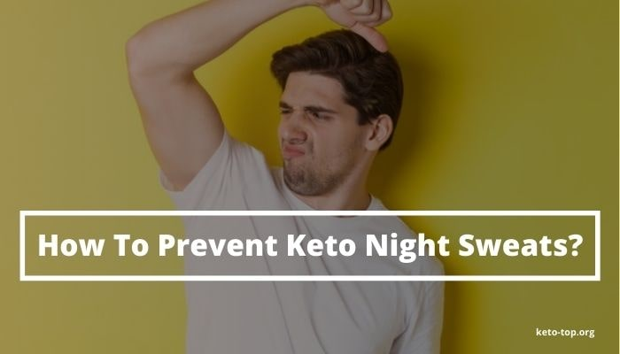 Keto and Sweating